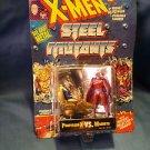 **X-MEN STEEL MUTANTS**PROFESSOR X VS. MAGNETO**TOY BIZ 1994** M09241668