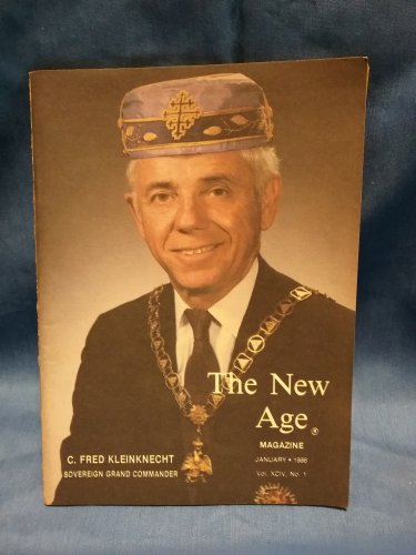 The New Age Magazine January 1986 Vol. XCIV NO. 1 0707161564