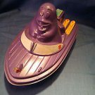 1986 McDonald's Boats & Floats Grimace Happy Meal Character Container M09241683