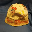 Vintage Walt Disney World Beach Hat with Blue Visor M09241612