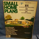 Summer 1979 Small Home Plans, Vintage Magazine 0707161647