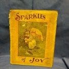 1896 Sparkles of Joy, Child's Book 0707161650