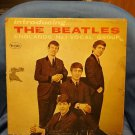 The Beatles Introducing The Beatles LP sku 092416256
