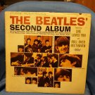 The Beatles Second Album LP Capitol sku 092416258