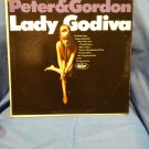 PETER AND GORDON LADY GODIVA ST 2664 VINYL LP 1967 ORIG 034 RAINBOW 034 LABEL G VG92416266