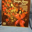"Album GEORGE JONES, ""GEORGE JONES WITH LOVE"" 33 MS3194 skuM0924239"