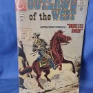 Outlaws Of The West #66  comic book Sept 1967 sku0707161645
