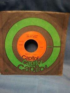 45 Capitol 4360 Natalie Cole I've Got Love on My Mind, Unpredictable You