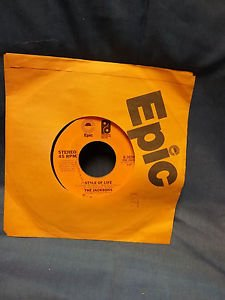 MICHAEL JACKSON  Enjoy Yourself / Style Of Life 45 from 1976  THE JACKSONS