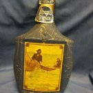 Vintage Beam's Choice Liquor Decanter Bottle, Hauling in The Gil skuM092416205