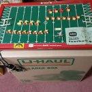 Vintage Tudor Tru-Action Electric Football Game Model 500 M092416222
