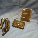 Motorola Roadster TZ700 Bluetooth Car Wireless Speakerphone w/FM  M092416194