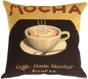 Pillow Decor - Marco Fabiano Collection Mocha Coffee Pillow