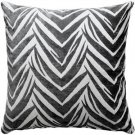 Pillow Decor - Samba Gray 20x20 Throw Pillow  - SKU: DC1-0004-03-20