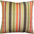 Pillow Decor - Sunbrella Solano Fiesta 20x20 Outdoor Pillow
