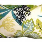 Pillow Decor - Waverly Fishbowl Aquarium 12x19 Outdoor Pillow