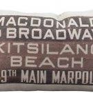 Pillow Decor - MacDonald Bus Scroll Throw Pillow  - SKU: MOV-0001-03-92
