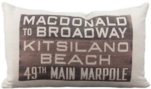 Pillow Decor - MacDonald Bus Scroll Throw Pillow  - SKU: MOV-0001-03-92