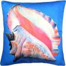 Pillow Decor - Captiva Queen Conch Throw Pillow 20x20  - SKU: TC1-7300-01-20