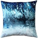 Pillow Decor - Winter Storm Throw Pillow 20x20  - SKU: SK1-0006-01-20