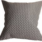 Pillow Decor - Houndstooth 18x18 Classic Throw Pillow  - SKU: HC1-0008-07-18