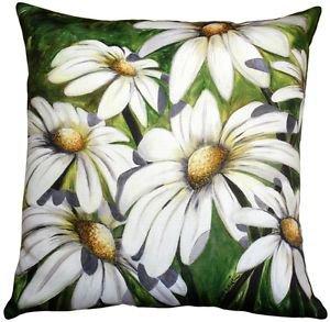 Pillow Decor - Daisy Patch 20x20 Throw Pillow  - SKU: SH1-0002-01-20