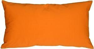 Pillow Decor - Caravan Cotton Orange 9x18 Throw Pillow  - SKU: SE1-0001-03-79