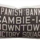 Pillow Decor - Spanish Banks Bus Scroll Throw Pillow  - SKU: MOV-0001-02-92