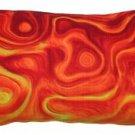 Pillow Decor - Catching Fire Throw Pillow 12x20  - SKU: PD2-0061-01-92