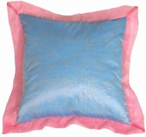 Pillow Decor - Bohemian Blue Pillow  - SKU: IC1-0001-02-16