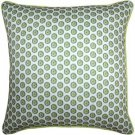 Pillow Decor - Big Island Sea Urchin Tiny Scale Print Throw Pillow 26x26