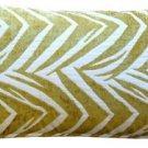 Pillow Decor - Samba Yellow 12x20 Throw Pillow  - SKU: DC1-0004-02-92