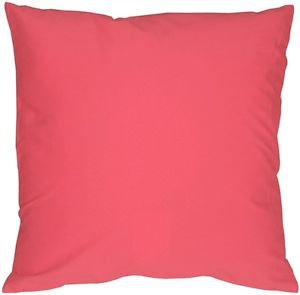 Pillow Decor - Caravan Cotton Pink 16x16 Throw Pillow  - SKU: SE1-0001-07-16