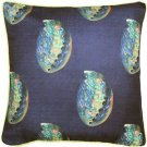 Pillow Decor - Shoal Cape Abalone Large Scale Print Throw Pillow 20x20