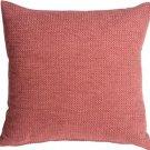 Pillow Decor - Arizona Chenille 20x20 Pink Throw Pillow  - SKU: HC1-0011-08-20