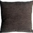 Pillow Decor - Arizona Chenille 16x16 Gray Throw Pillow  - SKU: HC1-0011-03-16