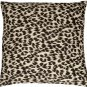 Pillow Decor - Leopard Print Cotton Small Throw Pillow  - SKU: PC1-0002-01-17