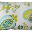 Pillow Decor - St. Thomas Lime Outdoor Throw Pillow12x20  - SKU: WB1-0012-01-92