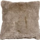 Pillow Decor - Tundra Hare Faux Fur 20x20 Throw Pillow  - SKU: YB1-0004-01-20