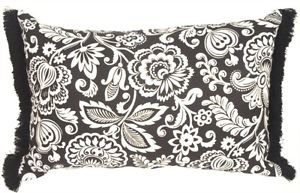Pillow Decor - Flower Power Rectangle Accent Pillow  - SKU: MD1-0012-01-64
