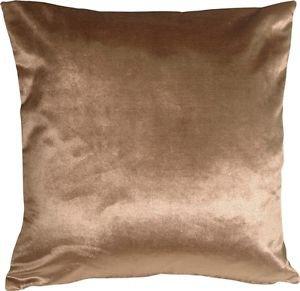 Pillow Decor - Milano 16x16 Light Brown Decorative Pillow  - SKU: YA1-0009-04-16