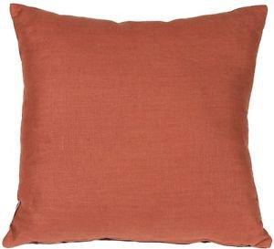 Pillow Decor - Tuscany Linen Sienna 20x20 Throw Pillow  - SKU: NB1-0005-11-20