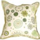 Pillow Decor - Floral Delight Cream Pillow  - SKU: IC1-0004-01-12