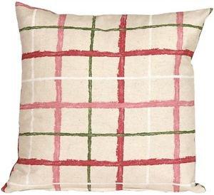 Pillow Decor - Albany Checks 16x16 Throw Pillow  - SKU: VB1-0027-01-16