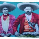 Pillow Decor - Dos Banditos Throw Pillow 12X20  - SKU: PD2-0060-01-92