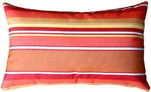 Pillow Decor - Sunbrella Dolce Mango 12x20 Outdoor Pillow  - SKU: PD1-0014-01-92