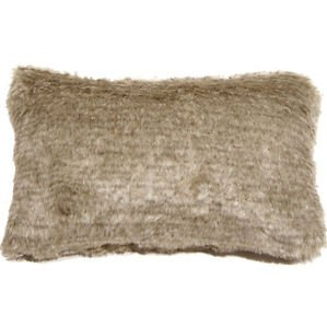 Pillow Decor - Tundra Hare Faux Fur 12x20 Throw Pillow  - SKU: YB1-0004-01-92