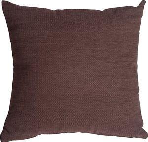 Pillow Decor - Arizona Chenille 20x20 Purple Throw Pillow  - SKU: HC1-0011-06-20