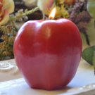 Apple Candle Place Card Holder Wedding Centerpiece