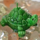 Set of 4 mini turtle candles